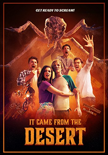 Watch It Came from the Desert Online