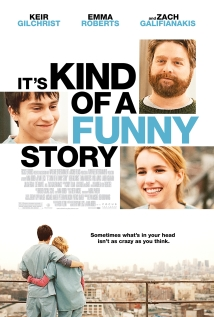 Watch It's Kind of a Funny Story Online