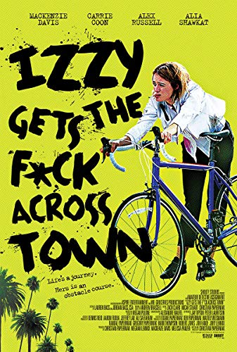 Watch Izzy Gets the Fuck Across Town Online