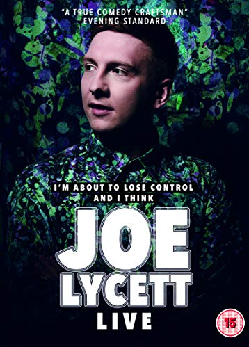 Watch Joe Lycett: I'm About to Lose Control And I Think Joe Lycett Live Online