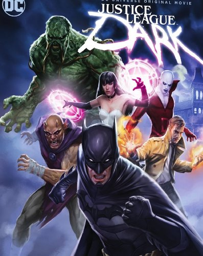 Watch Justice League Dark Online