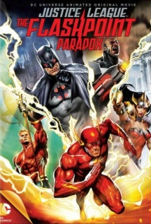 Watch Justice League: The Flashpoint Paradox Online