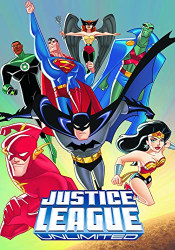Watch Justice League Unlimited Online