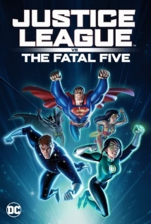 Watch Justice League vs the Fatal Five Online