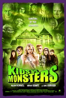 Watch Kids vs Monsters Online