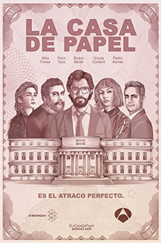 Watch La casa de papel Online