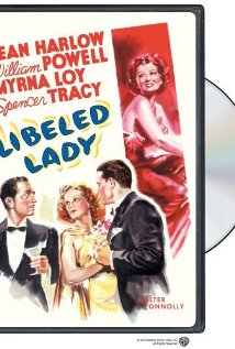 Watch Libeled Lady Online