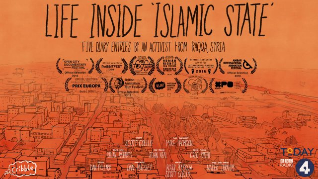 Watch Life Inside Islamic State Online