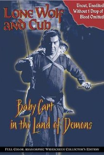 Watch Lone Wolf and Cub: Baby Cart in the Land of Demons Online