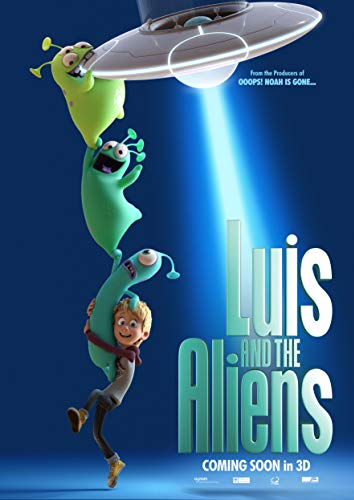 Watch Luis & the Aliens Online