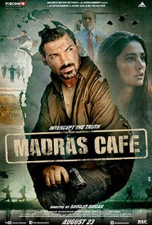 Watch Madras Cafe Online