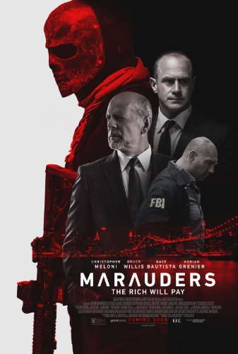 Watch Marauders Online