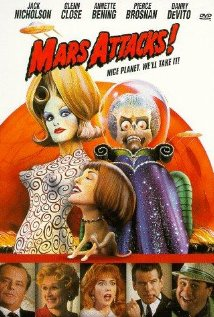 Watch Mars Attacks! Online