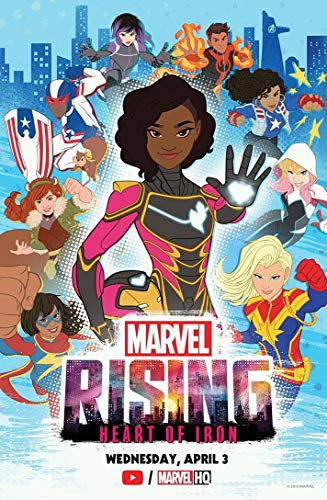 Watch Marvel Rising: Heart of Iron Online