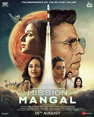 Watch Mission Mangal Online
