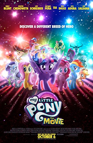 Watch My Little Pony: The Movie Online