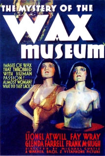 Watch Mystery of the Wax Museum Online