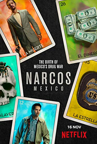 Watch Narcos: Mexico Online