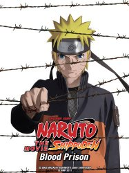 Watch Naruto Shippuden the Movie: Blood Prison Online