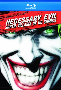 Watch Necessary Evil: Super-Villains of DC Comics Online