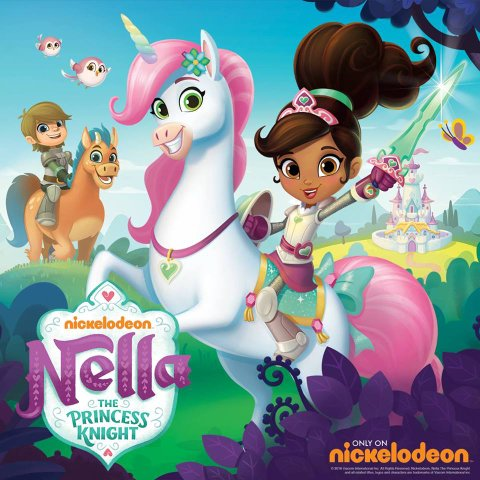 Watch Nella the Princess Knight Online