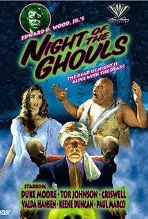 Watch Night of the Ghouls Online