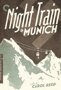 Watch Night Train to Munich Online