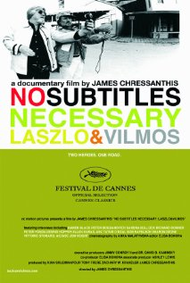 Watch No Subtitles Necessary: Laszlo & Vilmos Online