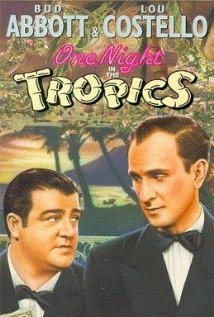 Watch One Night in the Tropics Online