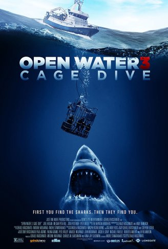 Watch Open Water 3: Cage Dive Online