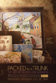 Watch Packed In A Trunk: The Lost Art of Edith Lake Wilkinson Online