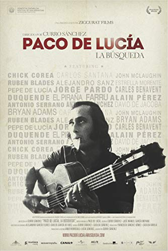 Watch Paco de Lucía: A Journey Online