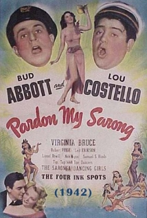 Watch Pardon My Sarong Online