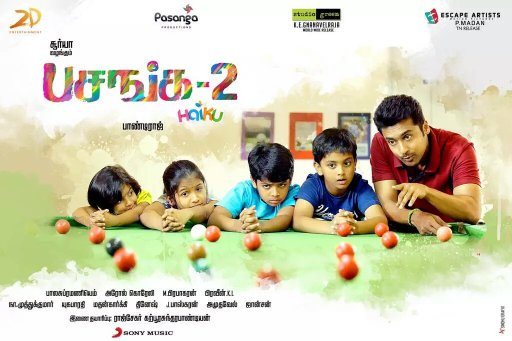 Watch Pasanga 2 Online