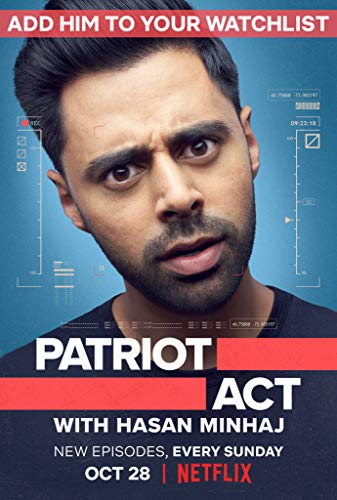 Watch Patriot Act with Hasan Minhaj Online
