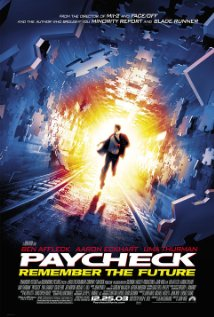 Watch Paycheck Online