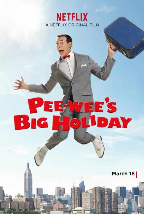 Watch Pee-wee's Big Holiday Online