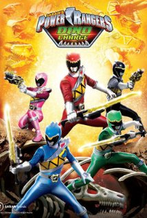 Watch Power Rangers Dino Charge Online