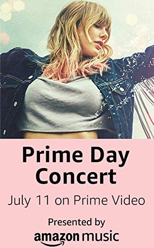 Watch Prime Day Concert 2019 Online