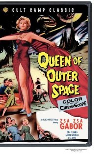 Watch Queen of Outer Space Online