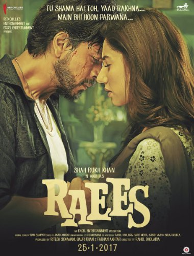 Watch Raees Online