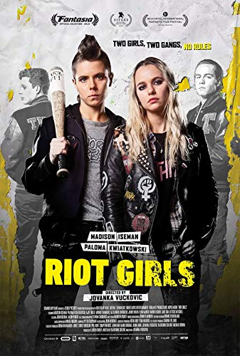 Watch Riot Girls Online