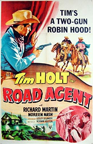 Watch Road Agent Online