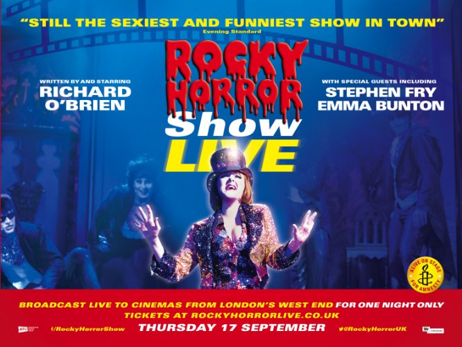 Watch Rocky Horror Show Live Online