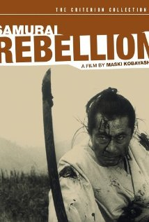 Watch Samurai Rebellion Online