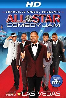 Watch Shaquille O'Neal Presents: All Star Comedy Jam - Live from Las Vegas Online
