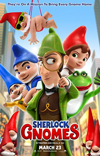 Watch Sherlock Gnomes Online