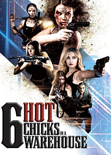 Watch Six Hot Chicks in a Warehouse Online