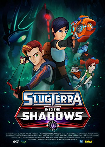 Watch Slugterra: Into the Shadows Online