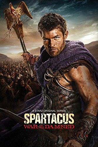Watch Spartacus: War of the Damned Online